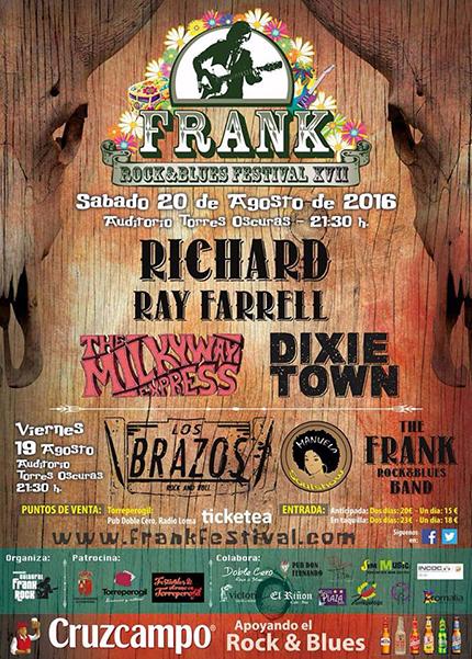 Los Brazos - FrankRock&Blues Festival